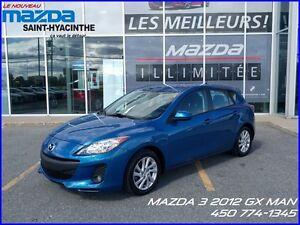 2012 Mazda MAZDA3 GX SPORT (M5)