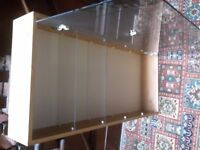 Illuminated Wooden Trophy Cabinet £15