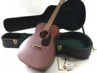 Martin 00-15M All Solid USA Mahogany Guitar 2012 with Martin Hard Case/Hang Tags
