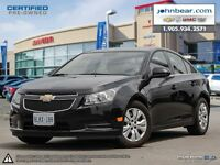 2014 Chevrolet Cruze 1LT MYLINK, 7 COLOUR TOUCH SCREEN RADIO