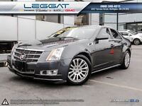 2011 Cadillac CTS PERFORMANCE*HEATED/COOLED LEAHTER*SUNROOF*