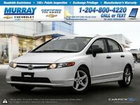 2008 Honda Civic 4dr Man DX