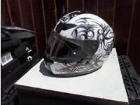 SHOEI helmet. Size L.