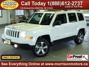 2016 Jeep Patriot High Altitute 4x4