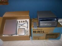 kenwood dvd boxed