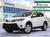 2015 Toyota RAV4 AWD Only 9,000KMS!!