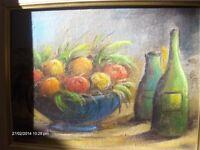 Still-Life Painting , European Oil Painting