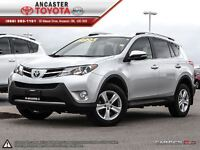 2013 Toyota RAV4 XLE NAVIGATION PACKAGE