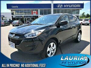 2015 Hyundai Tucson GL AWD - Low kms - Bluetooth / Heated seats
