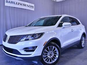 2016 Lincoln MKC AWD Reserve