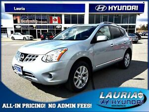 2011 Nissan Rogue SL AWD - 1 owner