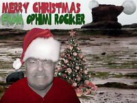 Ophmi Rocker wishes everybody a merry & safe Christmas. Oh Yeah!
