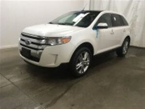 2013 Ford Edge Limited / AWD / NAVIGATION / LEATHER/ SUNROOF