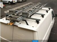 Easi load ladder system as used on sky tv vans great bit of kit