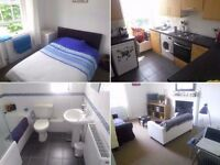 Double room available in 2 bedroom 2nd floor flat, Hotwells