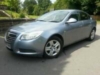 VAUXHALL INSIGNIA EXCLUSIVE 1.8i 2009 09'REG #CHEAP TAX+INS#ASTRA#VECTRA#MONDEO