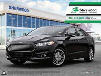 2015 Ford Fusion SE AWD Only 8,000KMS!!