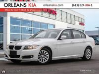 2009 BMW 323 68K! Premium Package 323i Automatic & Sunroof