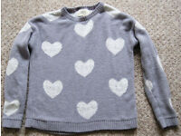 Ladies Jumpers and Cardigans, sizes 6 to 18 £1.25 - £3