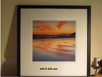 Professionally Mounted and Framed Stephen Ring Photographs of North Devon