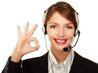 Customer service, Lead generation, Lead Booking, Part time, Full time, Working from home