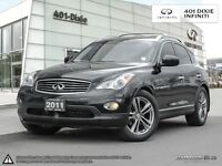 2011 Infiniti EX35 SUNROOF/LEATHER/AWD