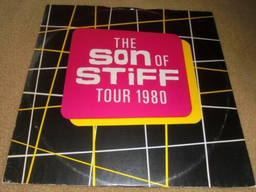 The son of stiff tour 1980 - 12inch - 1980 - uk