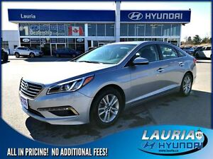 2017 Hyundai Sonata GLS  - Power sunroof / backup camera