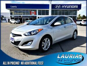 2014 Hyundai Elantra GT GLS Auto - Panoramic sunroof - Super low