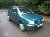 *WILLOW MOTORS OFFER A NISSAN MICRA 1.0 CELEBRATION 3 DOOR HATCHBACK* LOW MILEAGE * 2 OWNERS* F.S.H*