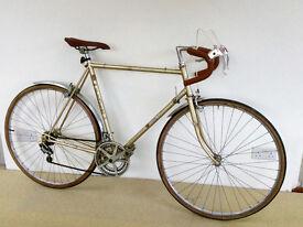 "Vintage Road Bike - 1980 Elswick Sovereign Centenary Edition 23"" frame"