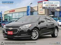 2014 Chevrolet Malibu LT, CHEVROLET MYLINK WITH 7 COLOUR TOUCH S