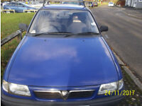 Vauxhall astra 5 doors hatchback mot genuine 51600 miles from new.sice new am second owNO