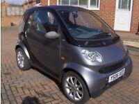 Smart Car 2006 reg Pure model