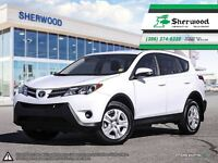 2015 Toyota RAV4 LE Only 9,000KMS!!