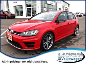2017 Volkswagen Golf R 2.0 TSI Auto - LOW KMS - Finance as low a