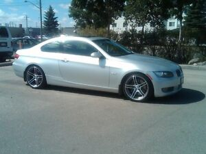 2007 BMW 335i Coupe 6 Spd **Low Kms**