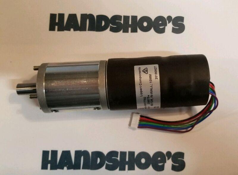 LIPPERT LCI 236575 / 017792 12VDC IN-WALL SLIDE OUT MOTOR 10MM *S61
