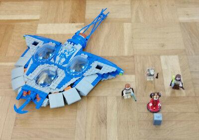 Lego Star Wars 9499 komplett mit Queen - Star Wars Queen