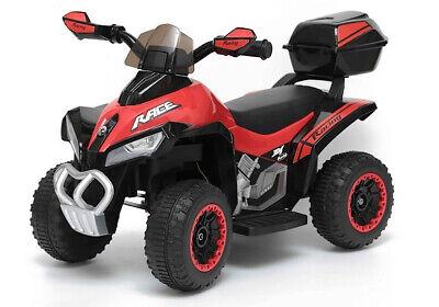 Elektro Quad R1 ATV Fahrzeug elektrisch 6V in Rot für Kinder ab 2,5 Jahren