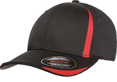 6599 FLEXFIT® Cool & Dry Sport Fitted Baseball Blank Plain Hat](Cool Baseball Hats)