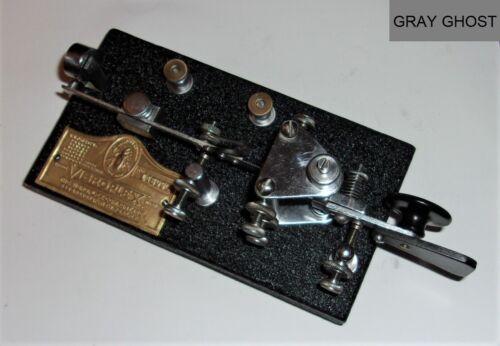 Telegraph Key CW - Vibroplex - Champion Bug Circa 1945