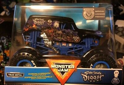 Son-uva Digger (2020) Spin Master Monster Jam 1:24 Scale Monster Truck New