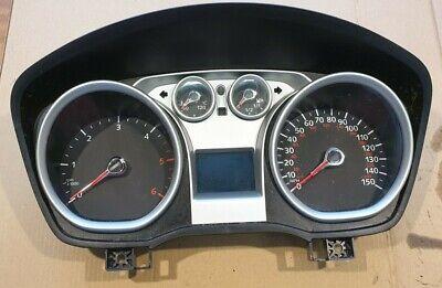 Ford Focus Mk2 C-Max Kuga Speedo Instrument Cluster Dial Gauge Speedometer