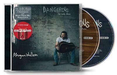 Morgan Wallen - Dangerous: The Double Album 2 cd +2 bonus songs