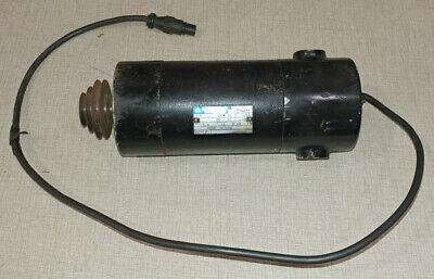 Emco Compact 5 Lathe F1 Cnc Mill 95v Dc Spindle Motor Baumuller Nurnberg A28s