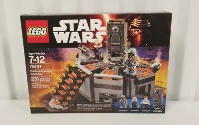 Brand New LEGO Star Wars Carbon-Freezing Chamber (75137)