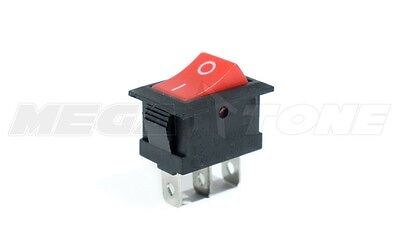 Spdt Kcd1 Mini Rocker Switch On-on 6a250vac - High Quality - Usa Seller