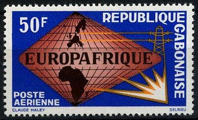 Gabon 1965 SG#240 Europafrique MNH #D35410