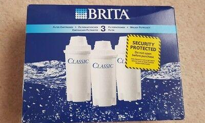 brita classic water filter cartridges ×6